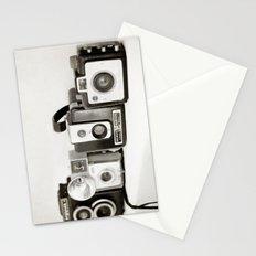 Camera Line Up Stationery Cards
