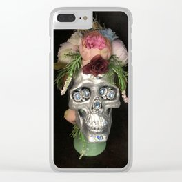 Skully Upgrade Clear iPhone Case