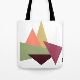 Let's Climb New Heights Tote Bag