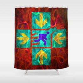 ZoooooZ - Escape Shower Curtain