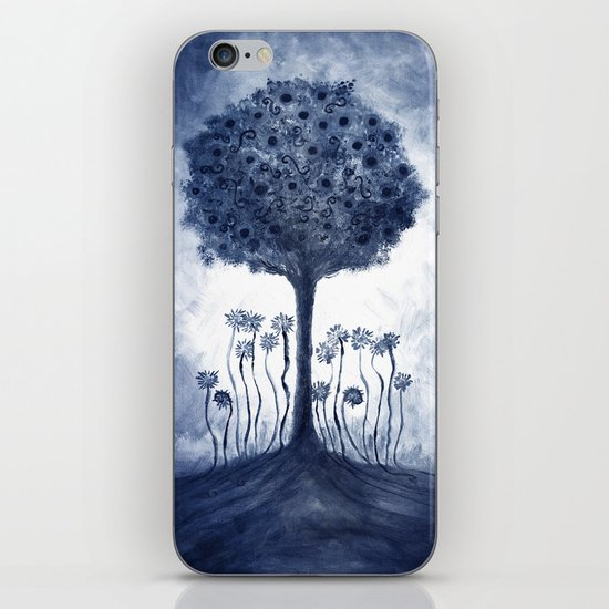 Energy from the tree iPhone & iPod Skin
