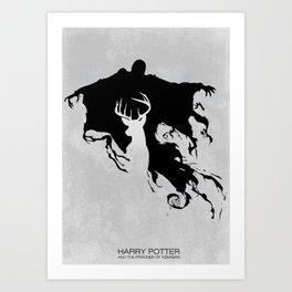 Prisoner of Azkaban Art Print
