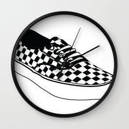 Vans Wall Clock