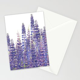 Just Lupine Stationery Cards