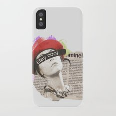 Stay Cool  Slim Case iPhone X