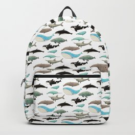 Marine animals Backpack