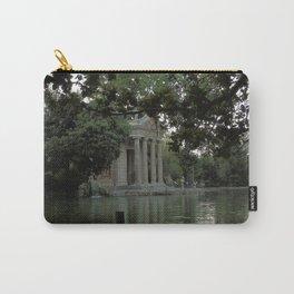 Tempio di Esculapio Carry-All Pouch