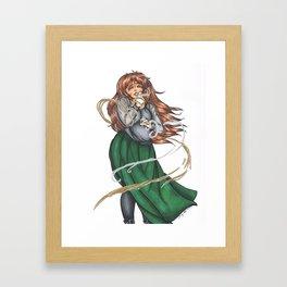 Magical Joy Framed Art Print
