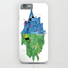 From Paris to New York and back iPhone 6s Slim Case
