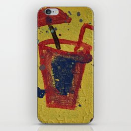 A little drink iPhone Skin