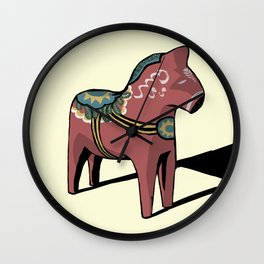 It's a horse! Wall Clock