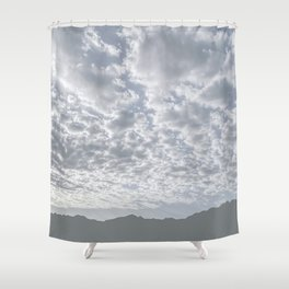 """Sunrise Horizon 3"" by Murray Bolesta! Shower Curtain"