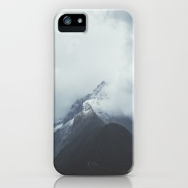 Milford Sound (Color) iPhone Case