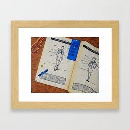 JROTC Prepping Pride Framed Art Print