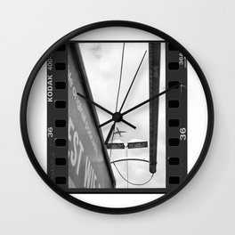 36 Wall Clock