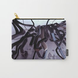 Shame 3D Graffiti Carry-All Pouch