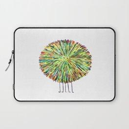 Poofy Splotch Laptop Sleeve