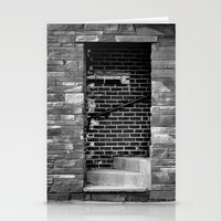 portal Stationery Cards featuring Portal by Elina Cate