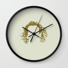 Nick Nolte Wall Clock