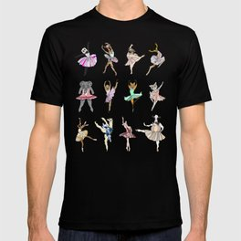 Animal Square Dance T-shirt