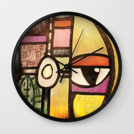 2012 to over throw the colonist in nigeria  Wall Clock