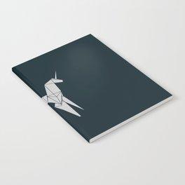 Blade R. Unicorn, Origami Artwork for Wall Art, Prints, Posters, Tshirts, Women, Men, Kids Notebook