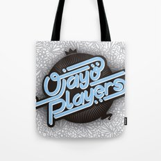 Ojayo Players logo 1 Tote Bag