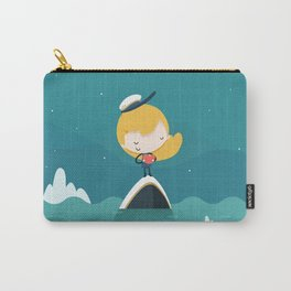 I will go down with this ship Carry-All Pouch