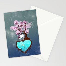 Last Unicorn Stationery Cards