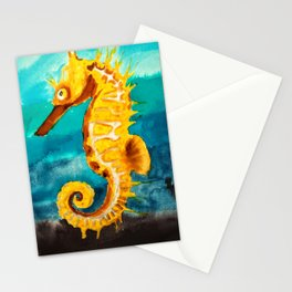 See the Sea Stationery Cards