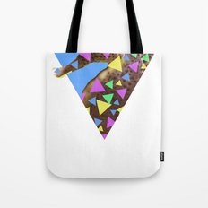 Sea Foam Smoothies Tote Bag