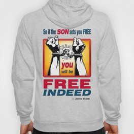 FREE INDEED! Hoody
