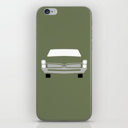Pontiac GTO ( 1967 ) iPhone Skin