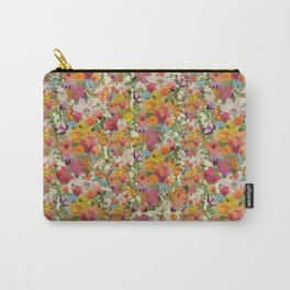 FLORAL // LIFE OF FLOWERS Carry-All Pouch