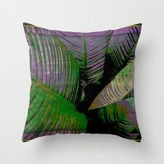 Jungle Beats Throw Pillow