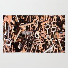 skeleton key Rug