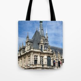 Benedictine Palace 5 Tote Bag