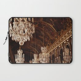 Hall of Mirrors. Great Hall of Versailles. Laptop Sleeve