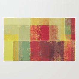 Abstract Geometry No. 22 Rug