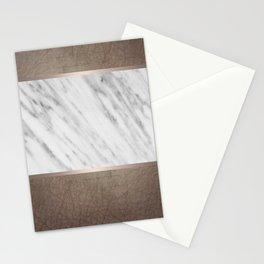 Manly Carrara Italian Marble Stationery Cards