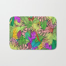 Crystal Jungle Bath Mat