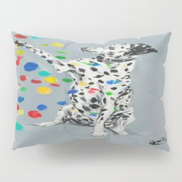 Dalmatian Pillow Sham
