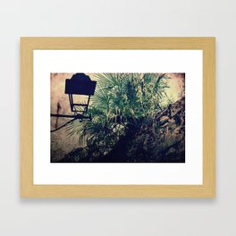 What is in the other side Framed Art Print