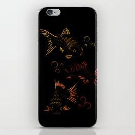 Something Fishy iPhone Skin