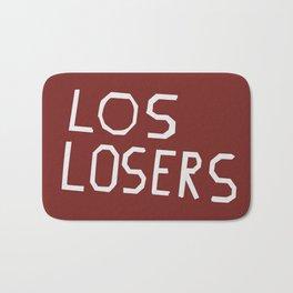 Los Losers Bath Mat