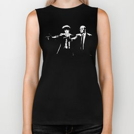 Spike Jet Knock Out - Cowboy Bebop Biker Tank