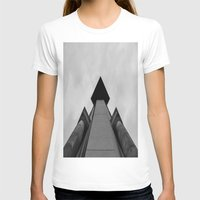 building T-shirts featuring Building  by Alyssa Gioia