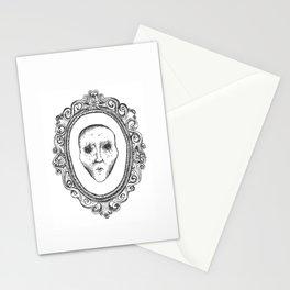 framed no one Stationery Cards
