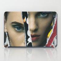 half life iPad Cases featuring Half Life by Joel Lambeth