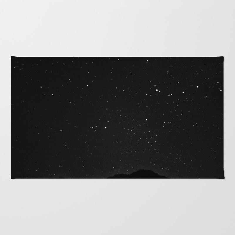 The Desert Night Rug by Olinor RUG8328851